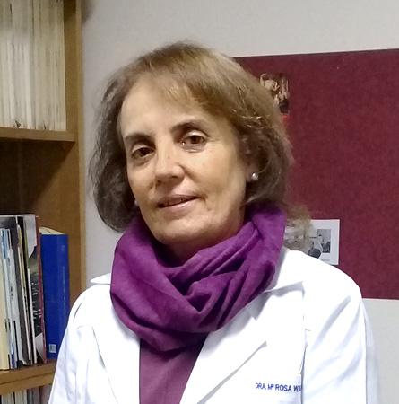 Dra. M. Rosa Walker  Cruchaga