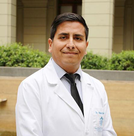 Dr. Pablo Iturra Montecinos - PhD