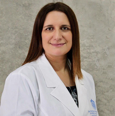 Dra. Lorena Isbej Espósito - Msc