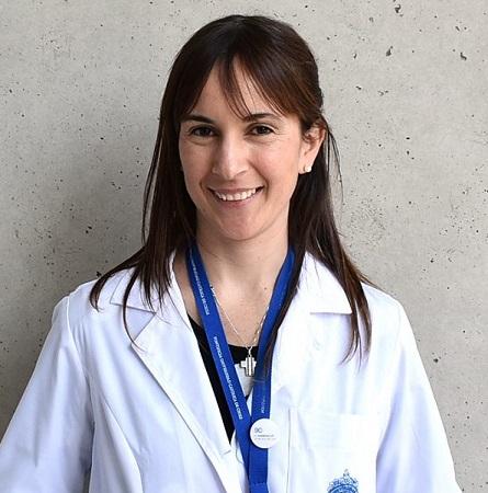 Flga. Magdalena Muñoz M.